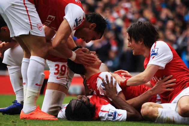 Arsenal FC: Forming the Gunners' Starting XI Without Robin Van Persie