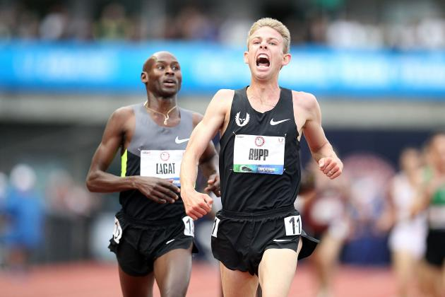 London 2012: 5 Reasons Galen Rupp Will Become a Legend