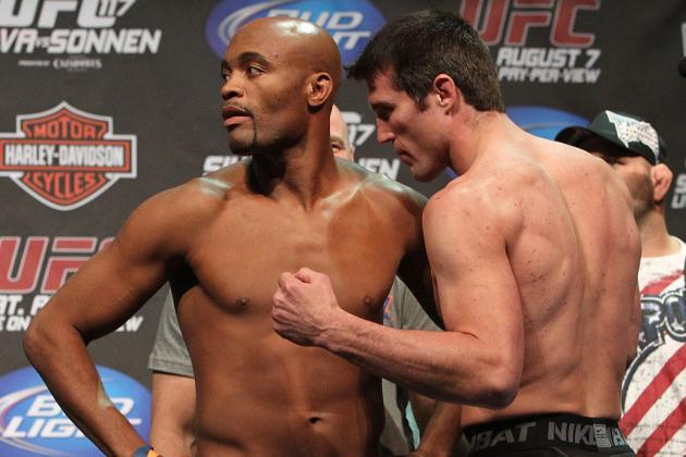 Silva vs. Sonnen II: Key Takeaways for Silva from the First Fight