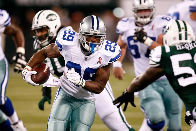 4 Reasons DeMarco Murray Is the Best RB in Dallas