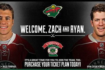 Zach Parise, Ryan Suter: 4 Reasons Signing with Minnesota Wild Was a Surprise