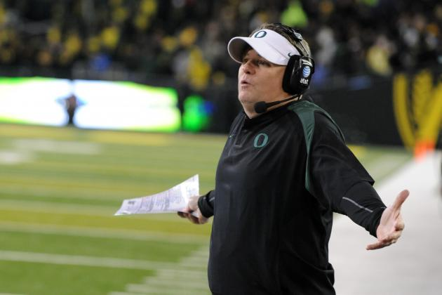 Oregon Ducks: Why the QB Battle Isn't Chip Kelly's Biggest Worry