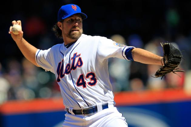Fantasy Baseball 2012: Midseason Awards for Starting Pitchers and Relievers