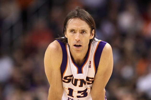 Playoff Picture 2012: Where Does Los Angeles Stack Up with Nash on Board?