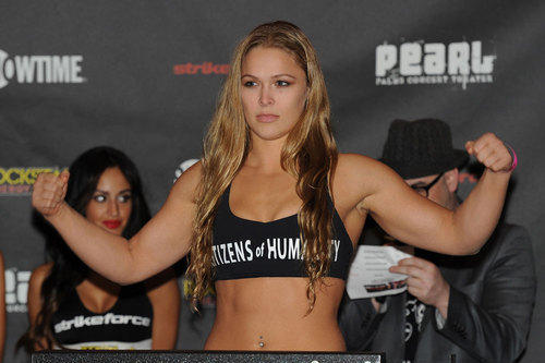 Ronda Rousey and 30 Athletes Who Have Posed Nude