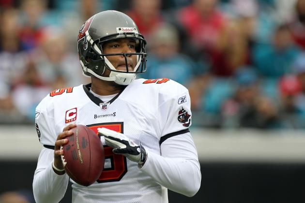 NFL Fantasy Football: Josh Freeman and 4 Sleepers to Target in 2012