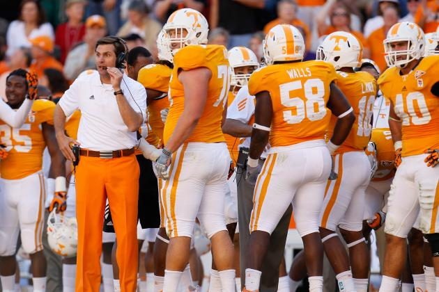 Tennessee Football 2012: 7 Things That Will Be Different from Last Year