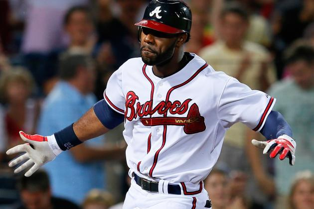 Grading the Atlanta Braves Hitters at the Halfway Point