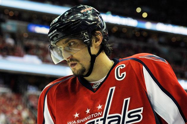 NHL Trade Speculation: 5 Signs Alex Ovechkin Has Run out of Time in Washington