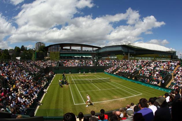 Wimbledon Tennis 2012: Ranking the Tournament's Best Storylines