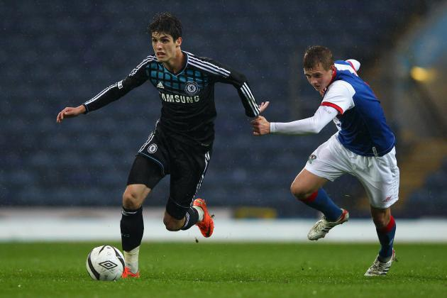 Chelsea FC: Assessing Lucas Piazon and Blues Youngsters' Futures Under Di Matteo