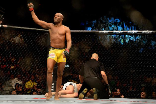 UFC 148 Results: Live Reaction for Every Fight
