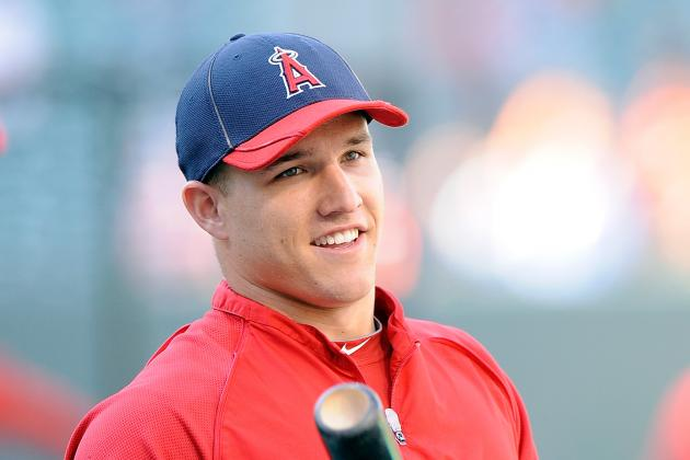 Mike Trout & 5 Other MLB Rookies Who Are Franchise Cornerstones