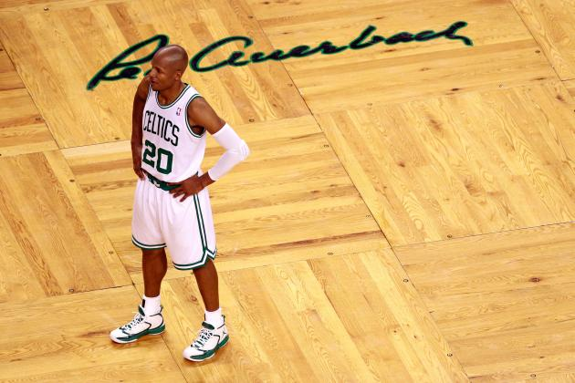 Why the Boston Celtics Must Re-Sign Ray Allen