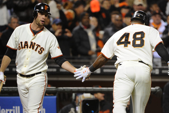 5 Reasons Brandon Belt Has a Higher Ceiling Than Pablo Sandoval