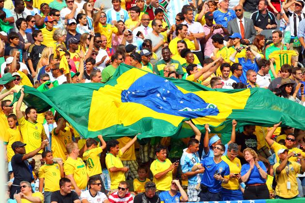 International Football: Brazil Squad Announced for 2012 London Olympics