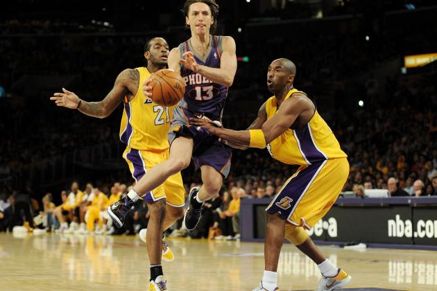 Los Angeles Lakers: 5 Myths Dispelled by Steve Nash Trade