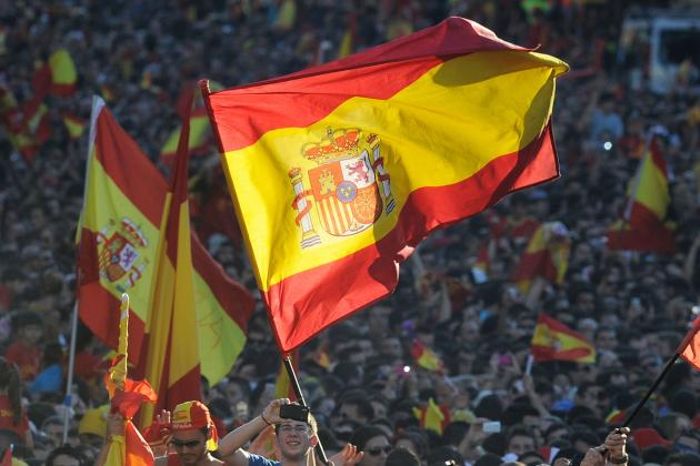 Euro 2012 Aftermath: 6 Teams That Could Upset Spain at World Cup 2014 in Brazil