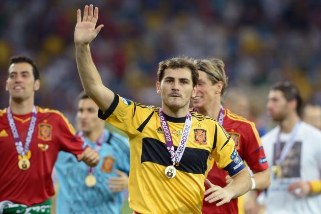 Euro 2012: 7 Greats That May Have Played Their Last Games at a Major Tournament