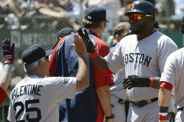 Boston Red Sox: Midseason Report Cards for All 25 Players