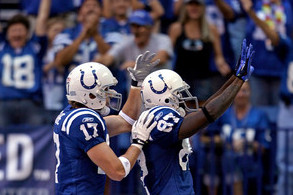 Indianapolis Colts: 2012 Stat Predictions for Key Offensive Players