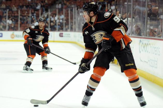 NHL Trade Rumors: 5 Teams That Should Pursue the Ducks' Bobby Ryan