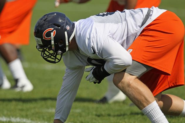 Chicago Bears:  New Faces Guaranteed to Impress at Training Camp