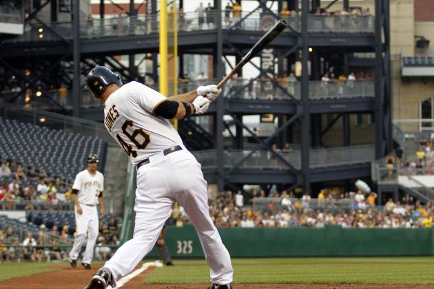 Pittsburgh Pirates: Why the Team May Not Have to Upgrade the Offense