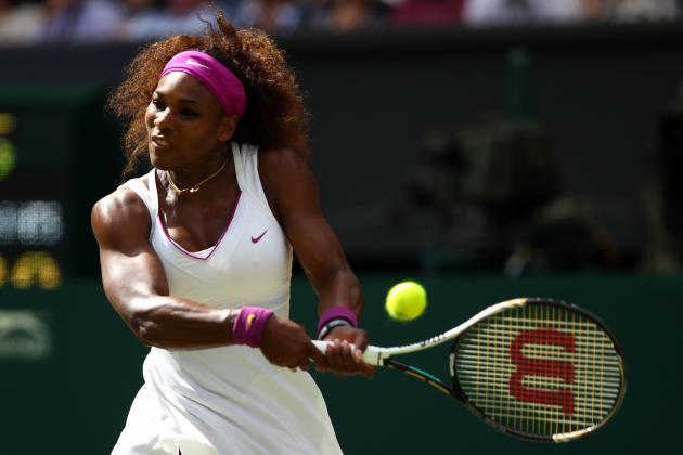 Wimbledon 2012: 5 Keys for Serena Williams in Women's Final