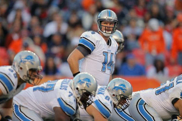 7 Most Important Backups on the Detroit Lions Roster