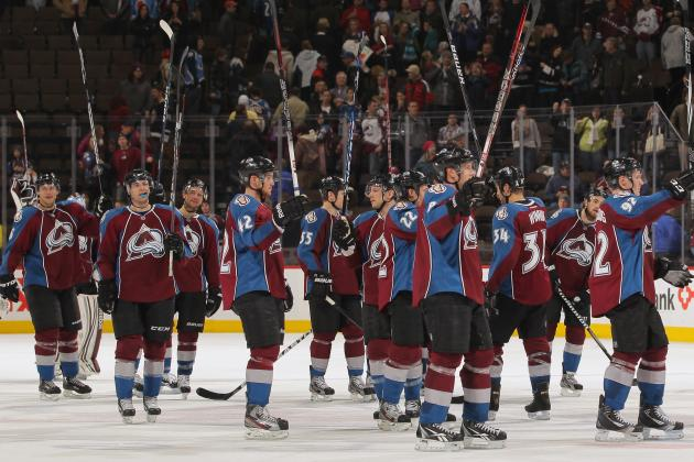 5 Impact Players for the Colorado Avalanche's 2012-13 Season