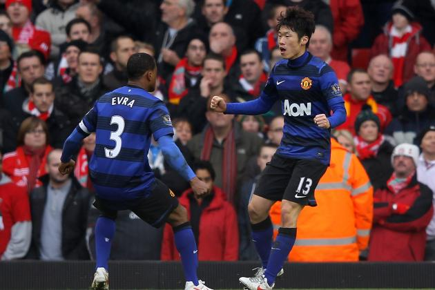 Park Ji-Sung's 5 Greatest Manchester United Moments
