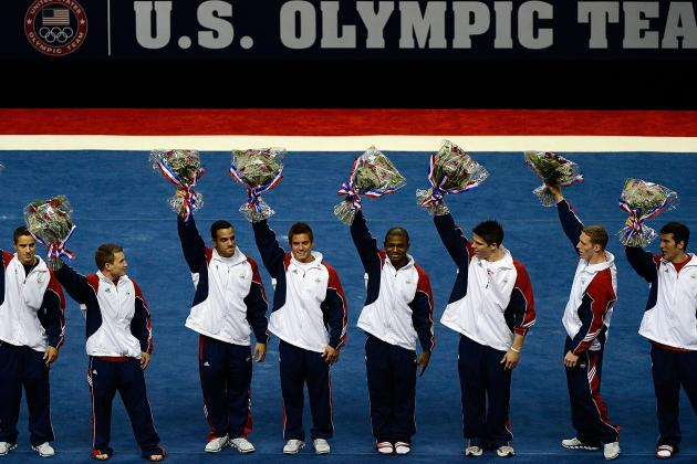 US Olympic Men's Gymnastics Team 2012: Breaking Down Team USA's 3 Alternates