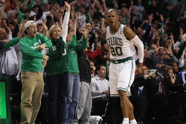 Ray Allen's Most Memorable Moments in a Boston Celtics Jersey