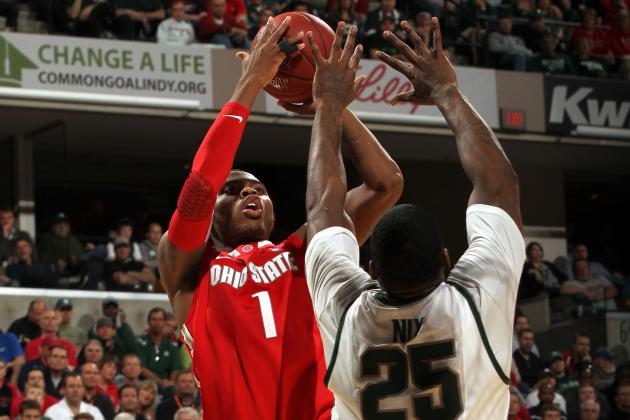 Power Ranking Deshaun Thomas and the Big Ten Power Forwards