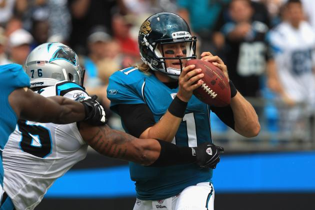 Predicting Which NFL Teams Will Make QB Changes During 2012 Season