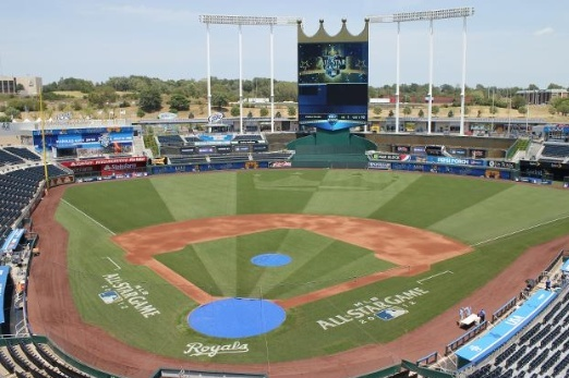 MLB All-Star Game 2012: Best Features at Kansas City Royals' Kauffman Stadium