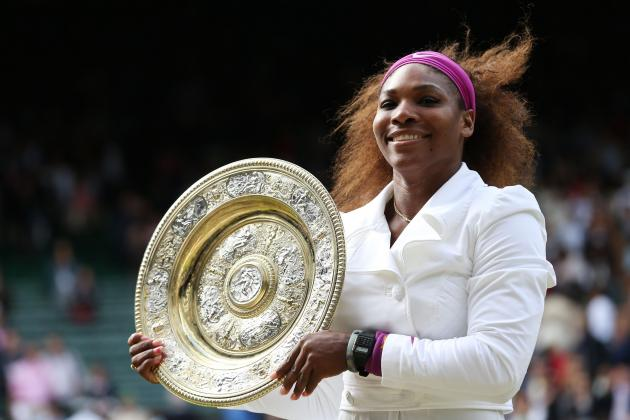 Wimbledon 2012: 5 Reasons Serena Williams Will Add Olympic Gold to Summer Haul