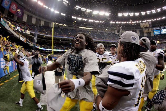 75 Best College Football Matchups of the 2012 Season