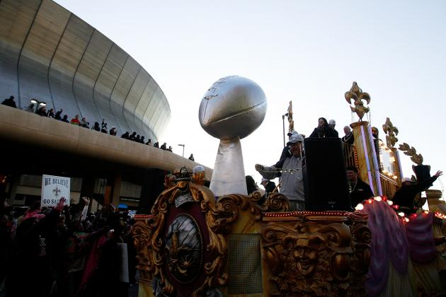New Orleans Saints' Best-Case Scenario for Every Game in 2012