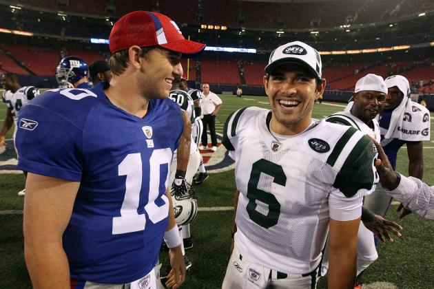 NFL Preseason 2012: 10 Biggest Games on the Schedule