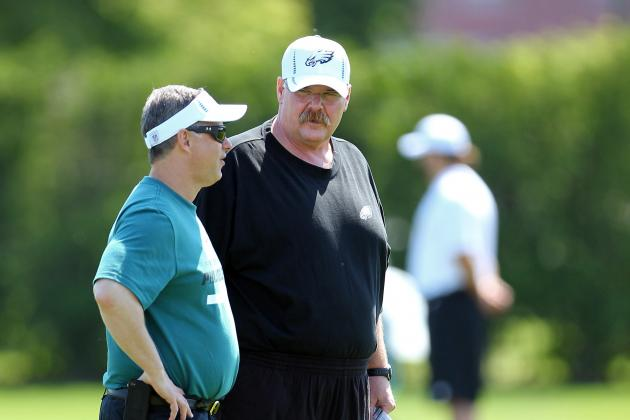 Ranking the Top 5 Philadelphia Eagles Assistant Coaches