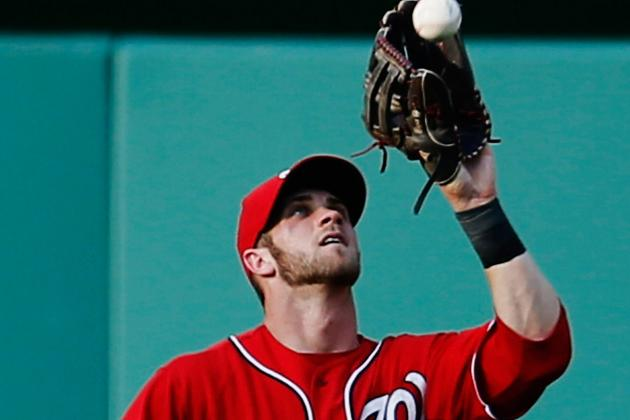Bryce Harper: Why Harper's NL All-Star Addition Is a Total Farce