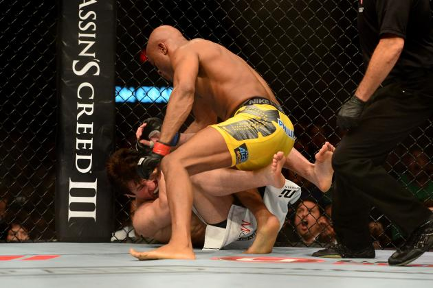 UFC 148 Results: The Real Winners and Losers from Silva Versus Sonnen