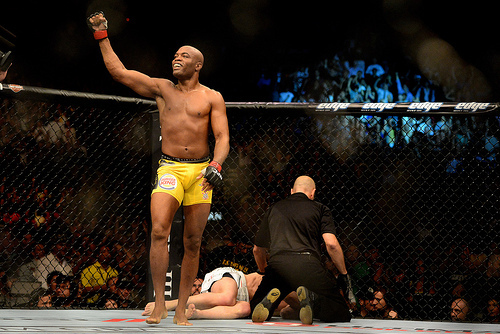 UFC 148 Results: Anderson Silva and the Top 25 Pound-for-Pound Fighters in UFC