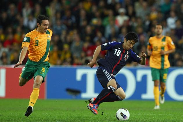 Manchester United: Shinji Kagawa's Top 10 Goals so Far