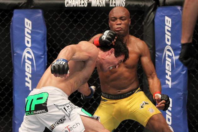 Anderson Silva vs. Chael Sonnen: 5 Fights for Silva to Take Next
