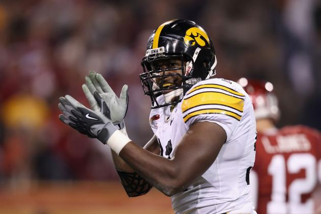9 Things 2012 Iowa Hawkeyes Need to Get 9 Wins and Maximize Their Potential