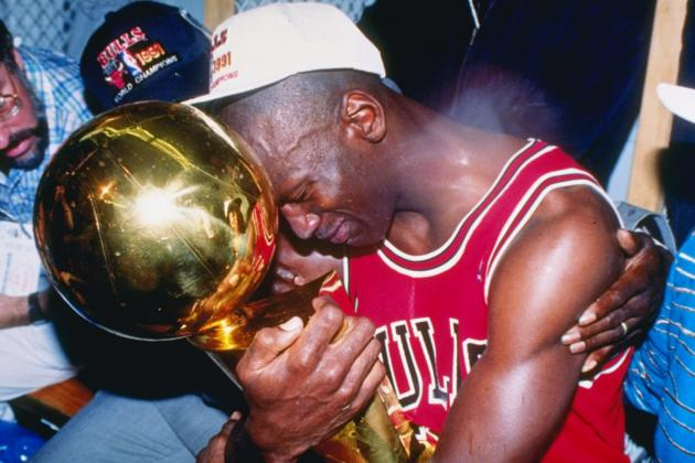 Ranking the 10 Greatest Individual Seasons in NBA History