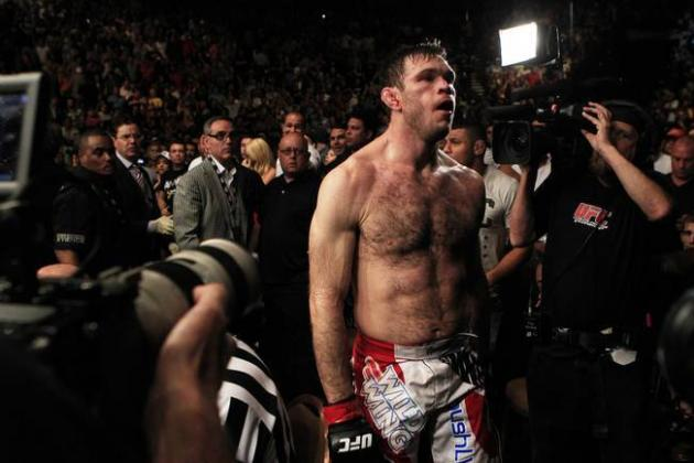 UFC 148: 5 Fights for Forrest Griffin to Take Next